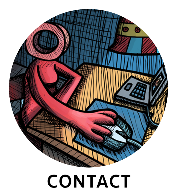 CalSlaterCom Thumbnailscontact